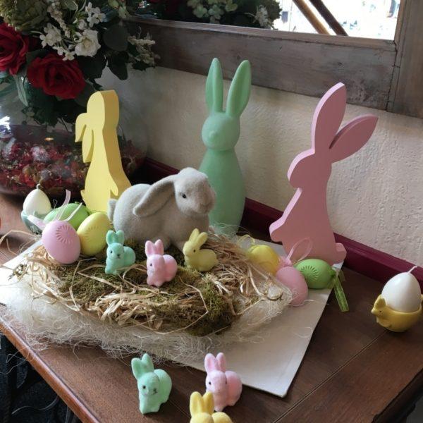 Le Ty Billic vous souhaite de Joyeuses Pâques