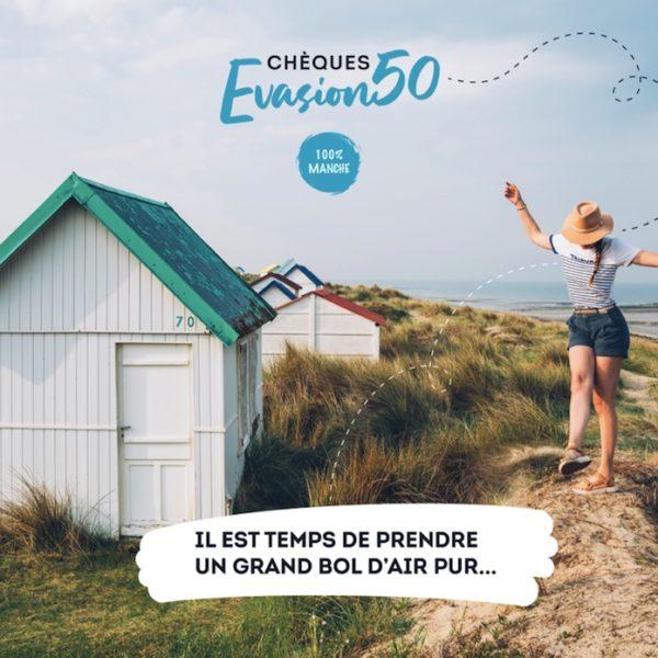 Opération Chèques Evasion 50